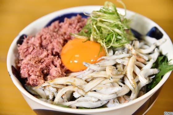 青空レストラン レシピ 作り方 滋賀 大津 琵琶湖 氷魚 ナムル