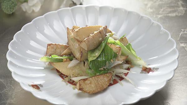 あさイチ 作り方 材料 レシピ ハレトケキッチン たけのこ 中華料理