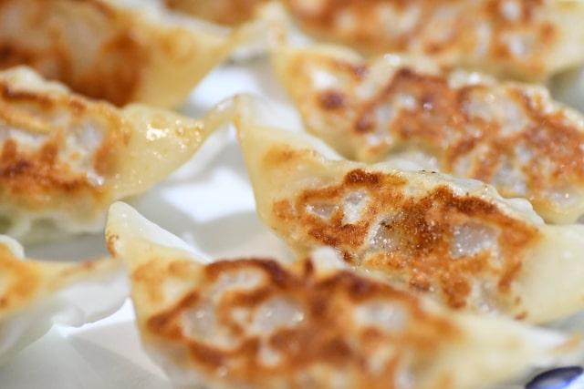 にじいろジーン 味の素冷凍餃子 アレンジレシピ
