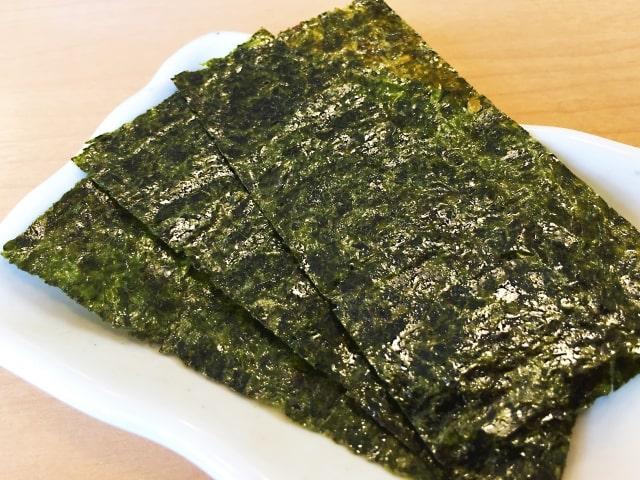 教えてもらう前と後 海苔 海苔トースト 炊き込みご飯