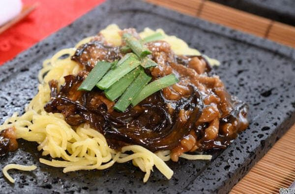 青空レストラン レシピ 作り方 国産生きくらげ ジュージュー麺