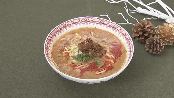 あさイチ 作り方 材料 レシピ サバ缶担々麺