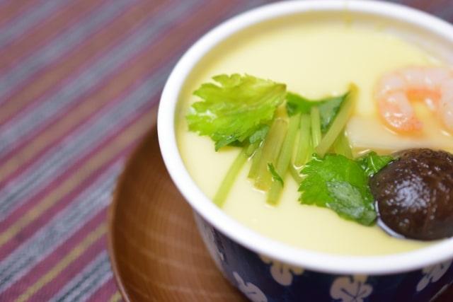シューイチ レシピ 作り方 カップヌードル 茶碗蒸し