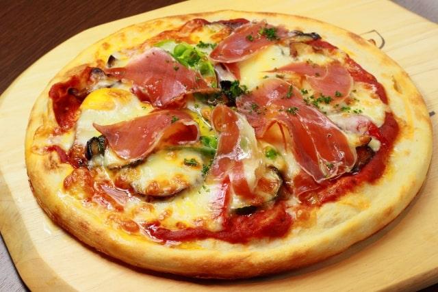 スッキリ ワンパンレシピ 簡単 フライパンひとつ ピザ