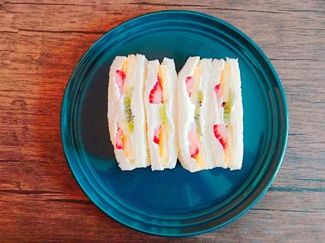 いちご サンド レシピ