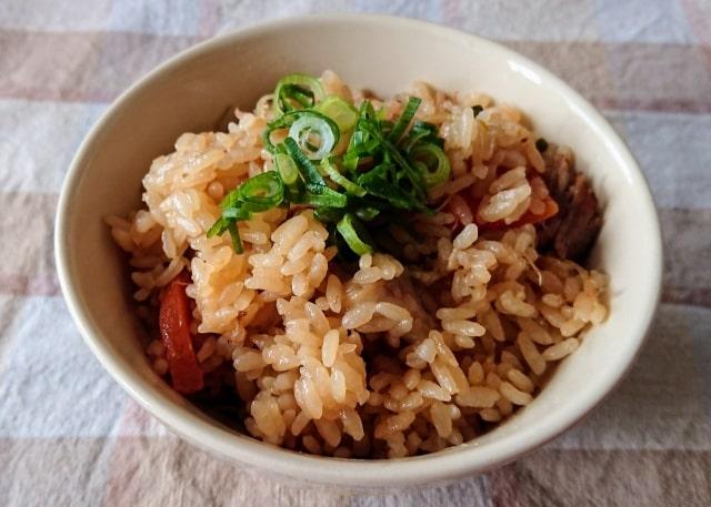人気 レシピ 鶏 飯