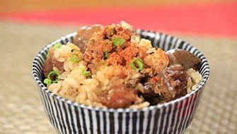 相葉マナブ 釜-1グランプリ 釜飯 炊き込みご飯 作り方 材料 ぼっかけ釜飯