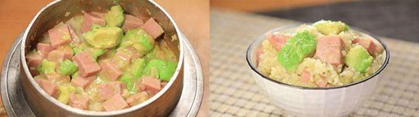 相葉マナブ 釜-1グランプリ 釜飯 炊き込みご飯 作り方 材料 アボカドスパム