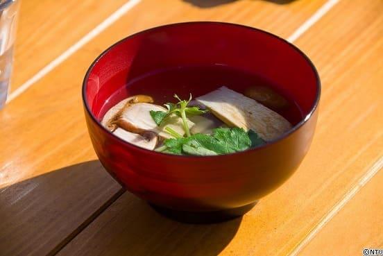 青空レストラン レシピ 作り方 広島 松きのこ 松なめこ
