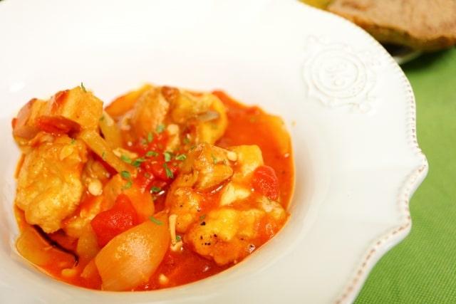 トマト缶 チキントマト煮 キャスト レシピ 山本ゆり 人気ブロガー 缶詰 節約レシピ