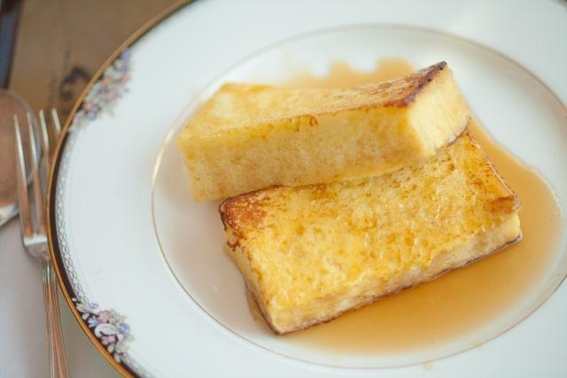 とくダネ レシピ ホテルオークラ フレンチトースト