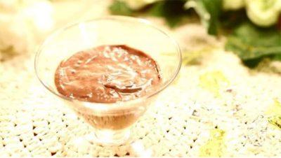 沸騰ワード レシピ 伝説の家政婦 志麻さん チョコムース