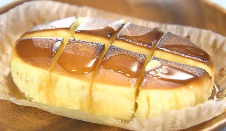 パン チーズ 蒸し 家事 ヤロウ