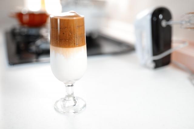 ヒルナンデス カフェごはんレシピ 作り方 タルゴナコーヒー