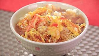 相葉マナブ 釜1グランプリ 釜飯 レシピ 作り方 材料 かに玉