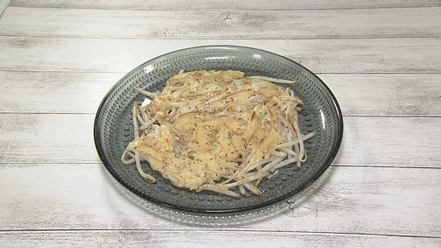 あさイチ 作り方 材料 レシピ もやし チーズ もやち焼き