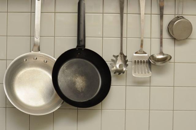 教えてもらう前と後 調理器具1つ 炊飯器 電子レンジ