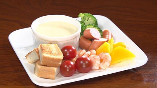 鉄腕DASH 鉄腕ダッシュ レシピ 牛乳 チーズフォンデュ