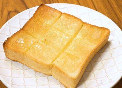家事ヤロウ 秋のパン祭 王道バタートースト