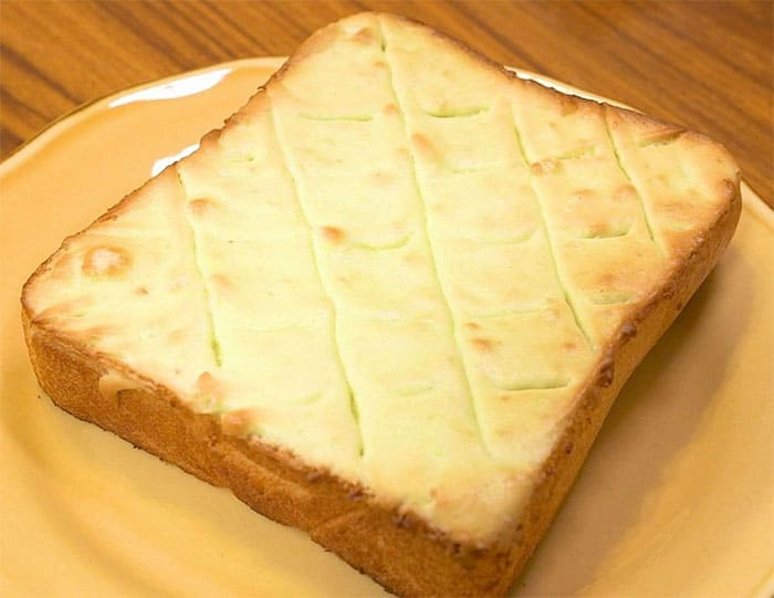 家事ヤロウ 秋のパン祭 メロンパントースト