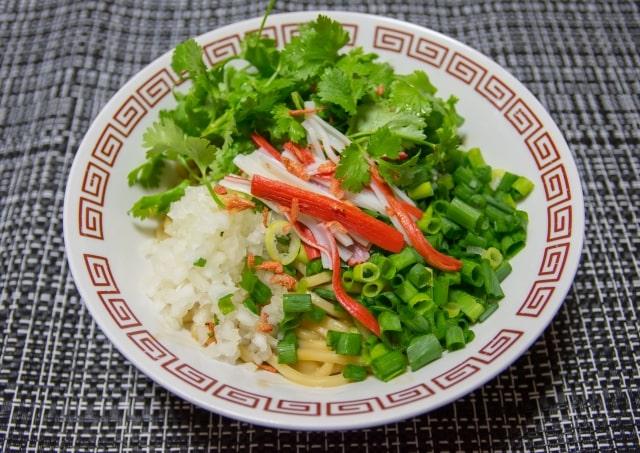 ヒルナンデス レシピ 作り方 料理研究家コウケンテツ 調味料 ヌクチャム まぜ麺