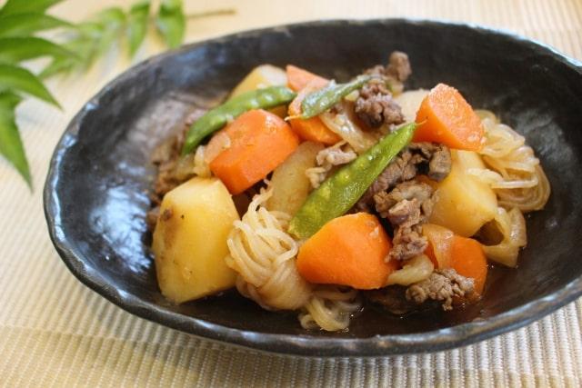 キャスト 山本ゆり 料理ブロガー 焼肉のたれ 節約レシピ 肉じゃが