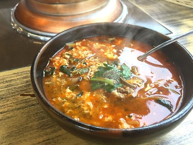 キャスト 山本ゆり 料理ブロガー 焼肉のたれ 節約レシピ ユッケジャンスープ