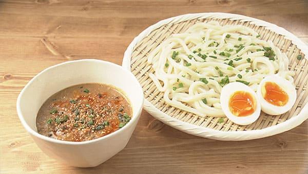 あさイチ 作り方 材料 レシピ 冷凍うどん カレー坦々うどん