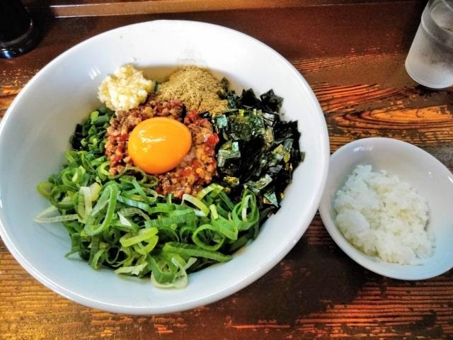 魔法のレストラン レシピ 作り方 材料 ローソン 担々麺 混ぜ麺