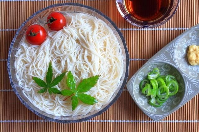 ヒルナンデス レシピ 作り方 料理研究家リュウジ 夏バテ防止レシピ そうめん 缶詰
