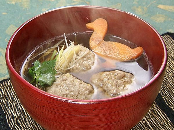 青空レストラン レシピ 作り方 あいち鴨 愛知県豊橋市 つみれ汁