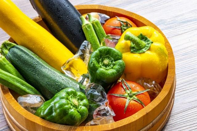 世界一受けたい授業 TEAMNACS 森崎 北海道 夏野菜 パワーサラダ