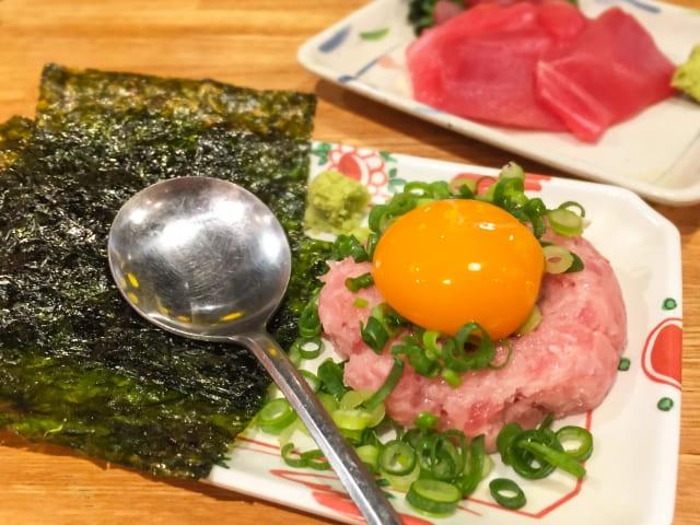 ヒルナンデス レシピ 作り方 業務スーパー 業務田スー子 まぐろユッケ