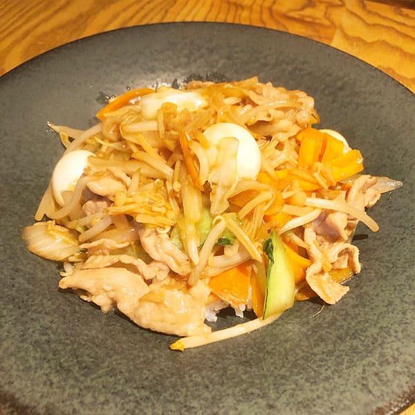 スッキリ レシピ sio 鳥羽シェフ 褒めらレシピ みんなの食卓 中華丼