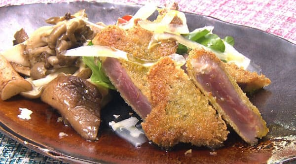青空レストラン 静岡県 静岡市 オリーブオイル