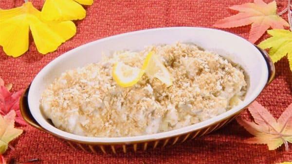 スッキリ レシピ sio 鳥羽シェフ 褒めらレシピ みんなの食卓 焼かないチキンドリア