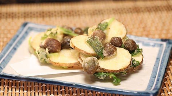 相葉マナブ 自然薯掘り 自然薯鍋