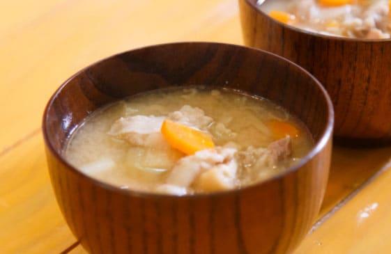 青空レストラン 兵庫 淡路島 イノブタ 金猪豚 豚汁