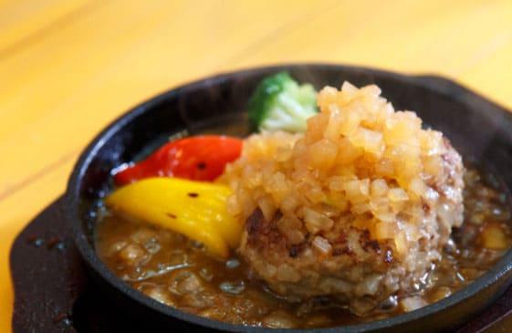 青空レストラン 兵庫 淡路島 イノブタ 金猪豚 ハンバーグ