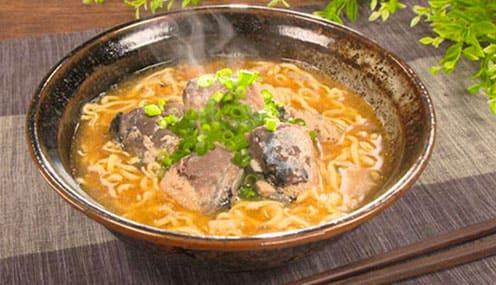 グッとラック ギャル曽根 定番アレンジレシピ ランチ 作り方 材料 サバ缶