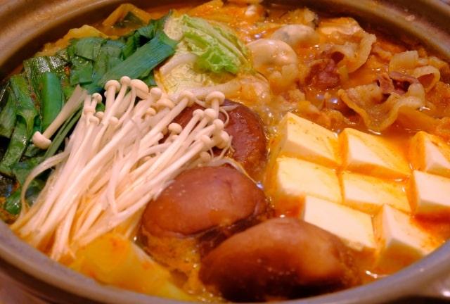 おはよう朝日です レシピ アレンジ鍋 シメ 鍋奉行 キムチ鍋