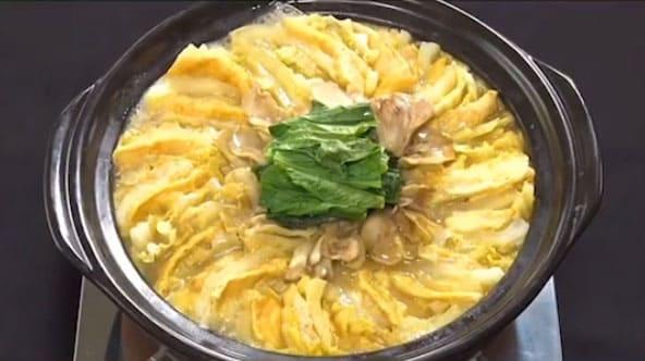 世界一受けたい授業 レシピ 作り方 材料 低カロリー鍋