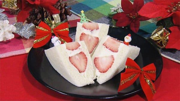 スッキリ レシピ sio 鳥羽シェフ 褒めらレシピ みんなの食卓 クリスマス