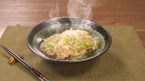グッとラック ギャル曽根 定番アレンジレシピ ランチ 作り方 材料