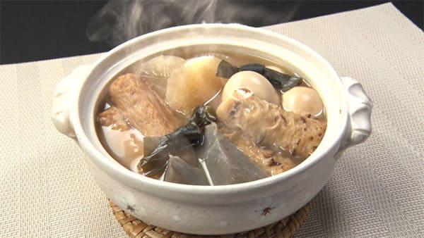 魔法のレストラン レシピ 焼きおでん 萬亀楼