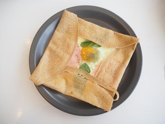ヒルナンデス サイコロレストラン レシピ 作り方 バレンタイン 油揚げ ガレット