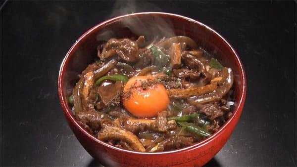 魔法のレストラン レシピ 菊乃井 コクうまカレー丼