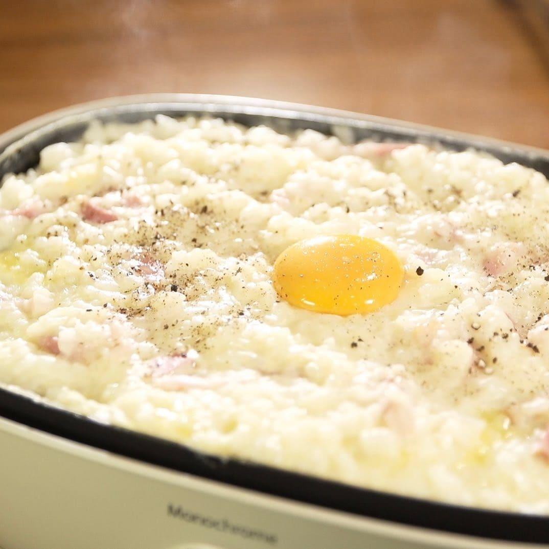 所さんお届けモノです 和食の料理人 村田さん考案 湯葉リゾット