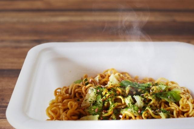 林修のニッポンドリル 日清食品 インスタント麺 ちょい足し アレンジ レシピ 焼きそば