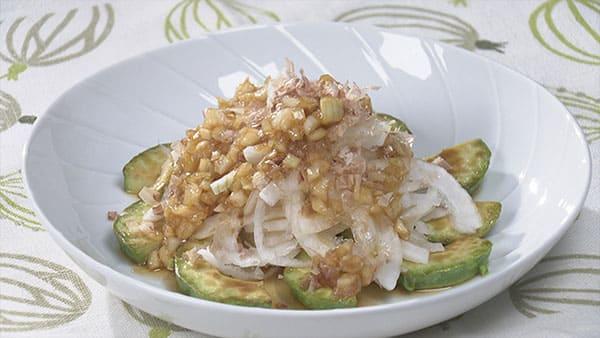 あさイチ 作り方 材料 レシピ クイズとくもり 新玉ねぎ アボカド サラダ